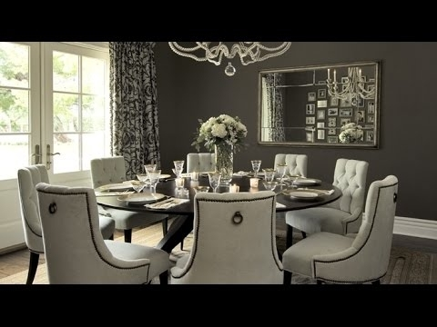 8 Dining Tables Pertaining To Best And Newest Round Dining Table Set For 8 – Youtube (Gallery 16 of 20)