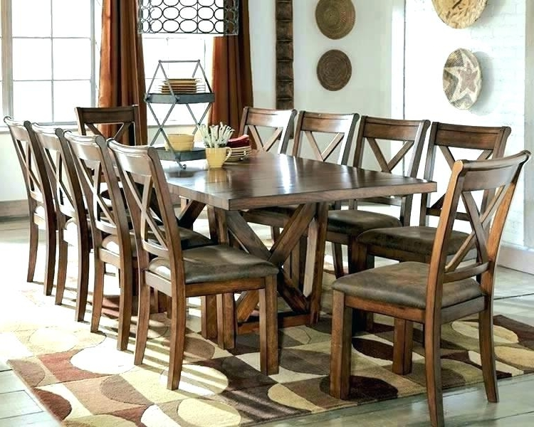 8 Seat Dining Room Table 8 Seat Dining Table Set 8 Seating Dining Inside Most Recently Released Dining Tables Set For 8 (Gallery 17 of 20)