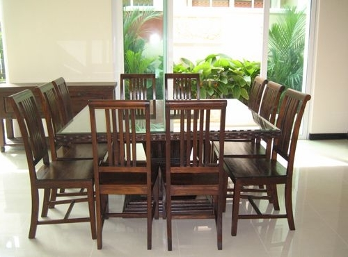 8 Seat Dining Tables Regarding Famous Amazing Of 8 Seat Dining Tables 8 Seater Dining Room Table (View 6 of 20)