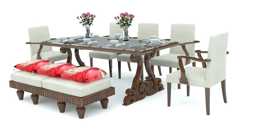 8 Seater Dining Table Sets Within Most Up To Date 8 Seater Dining Table – Ebooklib.club (Gallery 18 of 20)