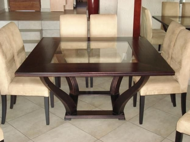 8 Seater Dining Tables And Chairs Inside Preferred 8 Seater Dining Room Sets (Gallery 1 of 20)