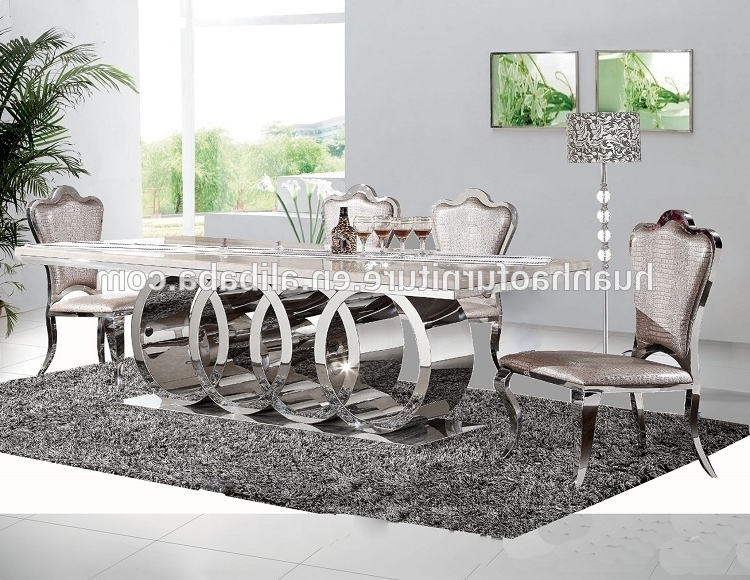 8 Seater Dining Tables With Regard To 2017 8 Seater Dining Table 8 Seater Dining Room Sets Square 8 Seater (Gallery 19 of 20)