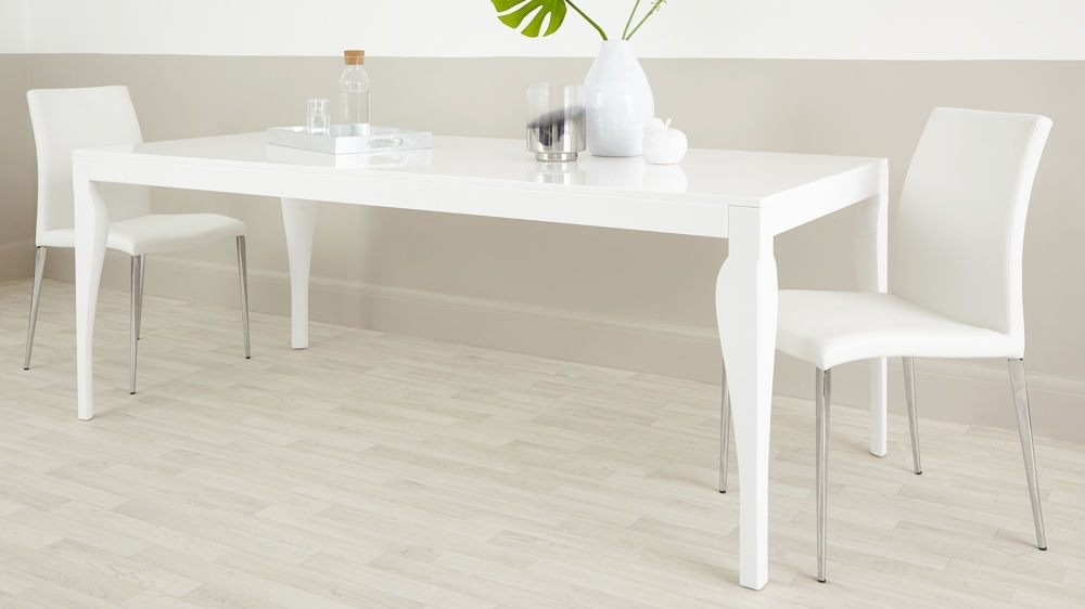 8 Seater Modern Dining Table (View 10 of 20)
