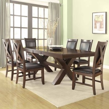 805 Kitchen In Helms 7 Piece Rectangle Dining Sets With Side Chairs (View 4 of 20)