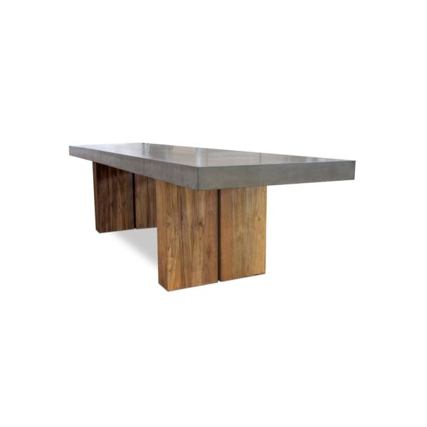 87 Inch Dining Tables With Well Liked Olym Dining Table 87 Inch – Formoutdoors (View 4 of 20)