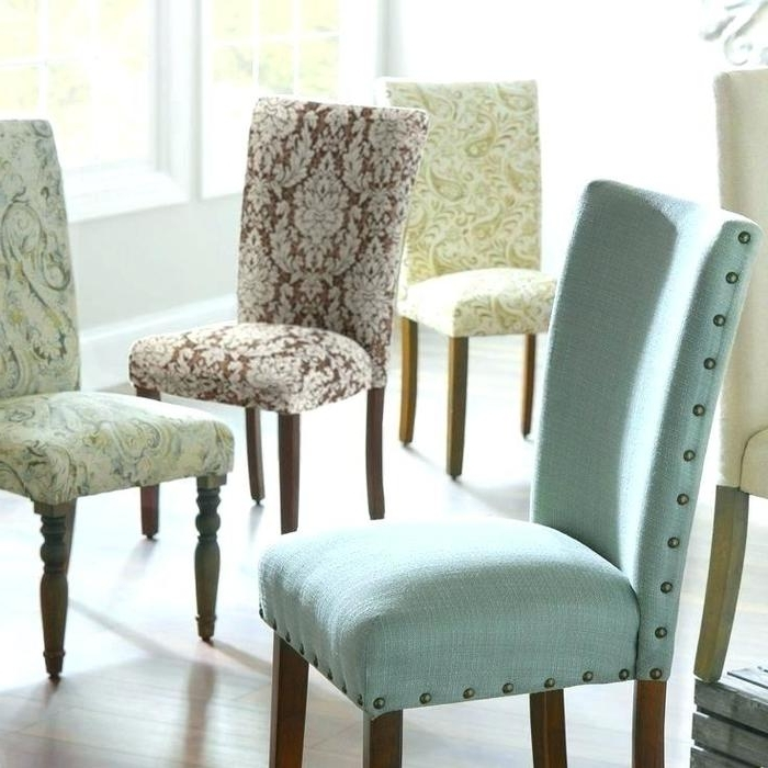 9. Padded Dining Room Chairs Padded Dining Room Chairs Ideas Only On With Regard To Best And Newest Dining Room Chairs Only (Gallery 9 of 20)