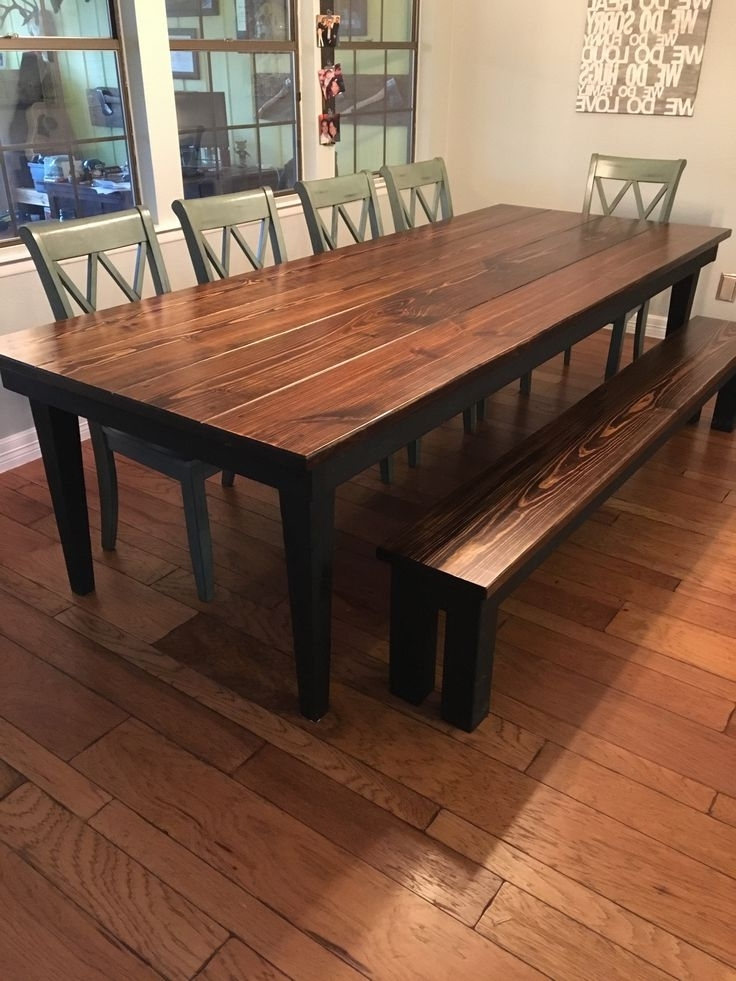 A Guide To Buying Rustic Dining Tables – Pickndecor Inside Best And Newest Rustic Dining Tables (Gallery 15 of 20)