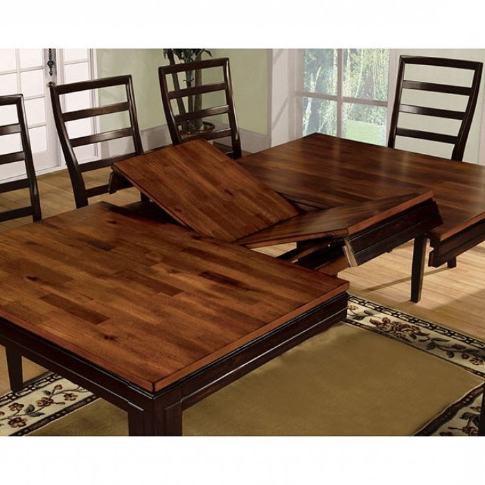 Acacia Dining Tables With Regard To Famous San Isabel Dining Table In Acacia/espresso – Shop For Affordable (View 4 of 20)