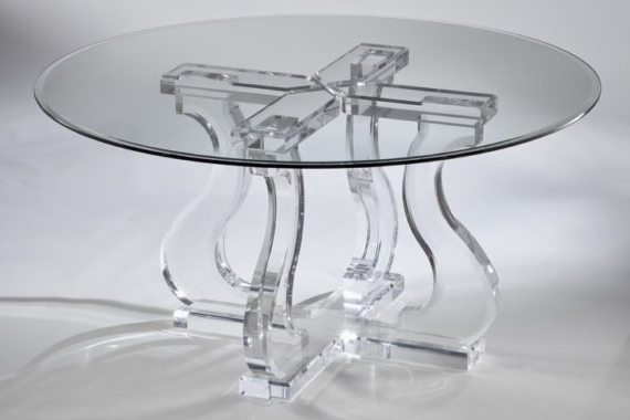 Acrylic Tables (Gallery 11 of 20)