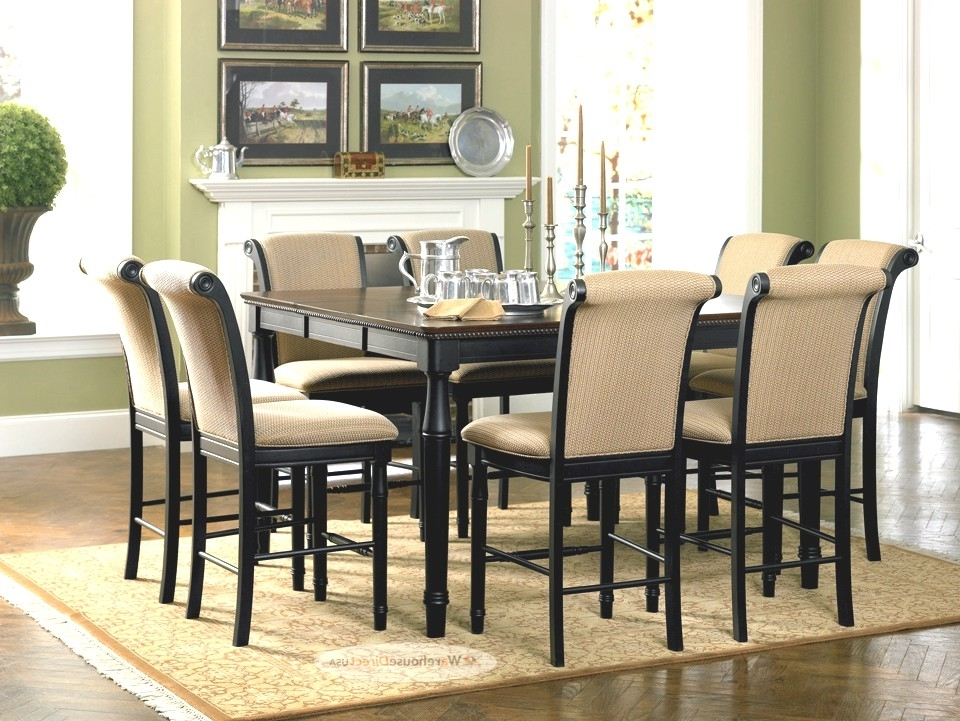 Advantages Of Buying Round Dining Table Set For 8 – Home Decor Ideas With Regard To Best And Newest 8 Seater Round Dining Table And Chairs (View 5 of 20)
