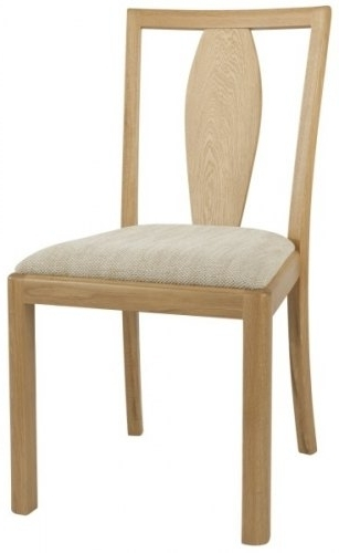 Alan Ward With Popular Fabric Dining Chairs (View 13 of 20)