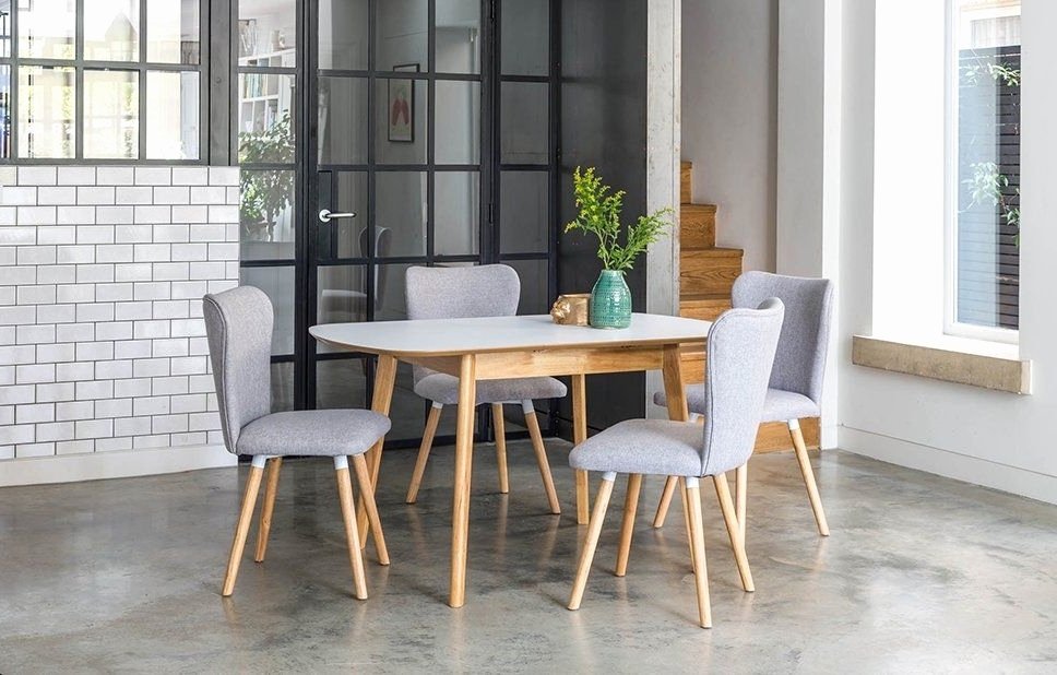 Alcora Dining Chairs Fresh Chair 49 Luxury Table With 4 Chairs Ideas Intended For Most Popular Alcora Dining Chairs (Gallery 3 of 20)