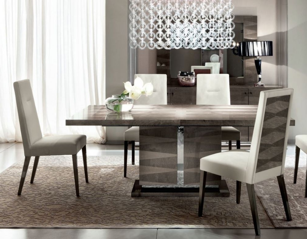 Alf Monaco Extending Dining Table 160/ (View 2 of 20)