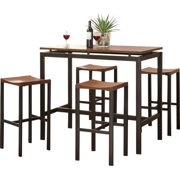 Allmodern Within Trendy Kirsten 5 Piece Dining Sets (Gallery 10 of 20)