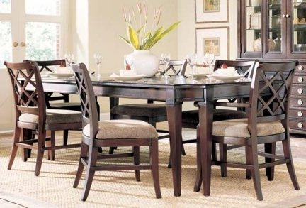 Amazing Living Room Table And Chairs And Alluring Dining Room Table Pertaining To Well Liked Dining Tables With 6 Chairs (View 3 of 20)