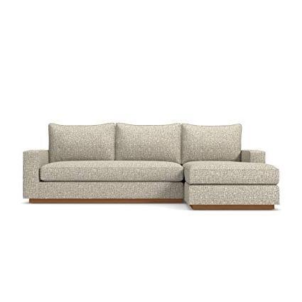 Amazon: Apt2b Harper 2 Piece Sectional, Straw, Laf – Chaise On Pertaining To Trendy Harper Foam 3 Piece Sectionals With Raf Chaise (View 11 of 15)