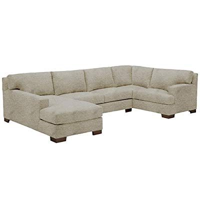 Amazon: Apt2B Melrose 3 Piece Sectional Sofa, Buckwheat, Raf Within Most Up To Date Meyer 3 Piece Sectionals With Raf Chaise (Gallery 3 of 15)