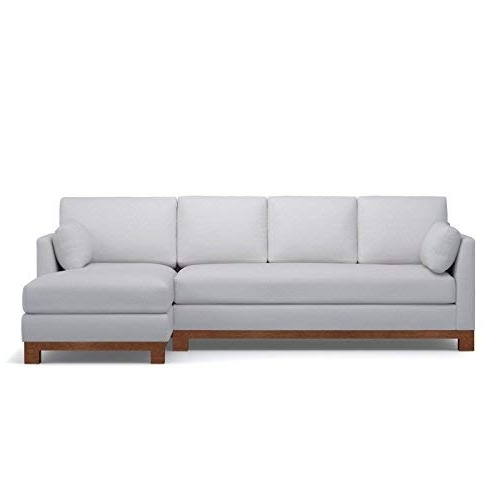 Amazon: Avalon 2 Piece Sectional Sofa, Stone, Raf – Chaise On With Newest Kerri 2 Piece Sectionals With Raf Chaise (View 2 of 15)