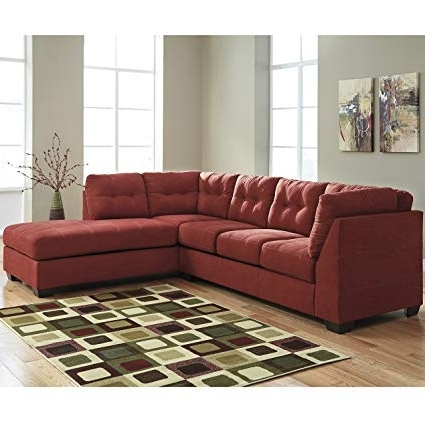 Amazon: Flash Furniture Benchcraft Maier Sectional With Right Inside Well Liked Meyer 3 Piece Sectionals With Laf Chaise (View 15 of 15)