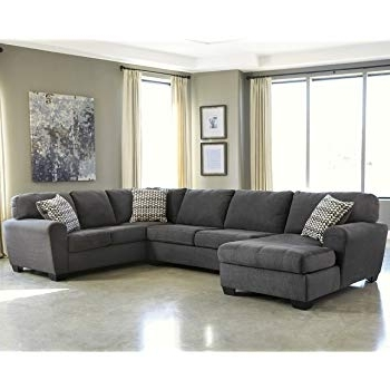 Amazon: Flash Furniture Signature Designashley Jessa Place For Current Benton 4 Piece Sectionals (View 1 of 15)