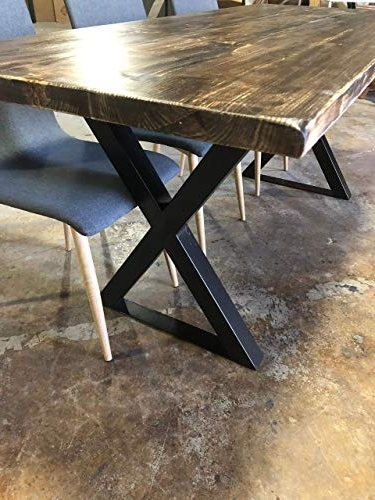 Amazon: Umbuzö Reclaimed Wood Dining Table: Handmade With Regard To Most Recently Released Cheap Reclaimed Wood Dining Tables (Gallery 10 of 20)