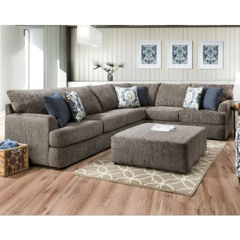 American Freight For Recent Norfolk Grey 6 Piece Sectionals (View 14 of 15)
