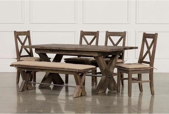 Amos Extension Dining Tables With Regard To Most Recently Released Mallard 6 Piece Extension Dining Set –  (View 5 of 20)