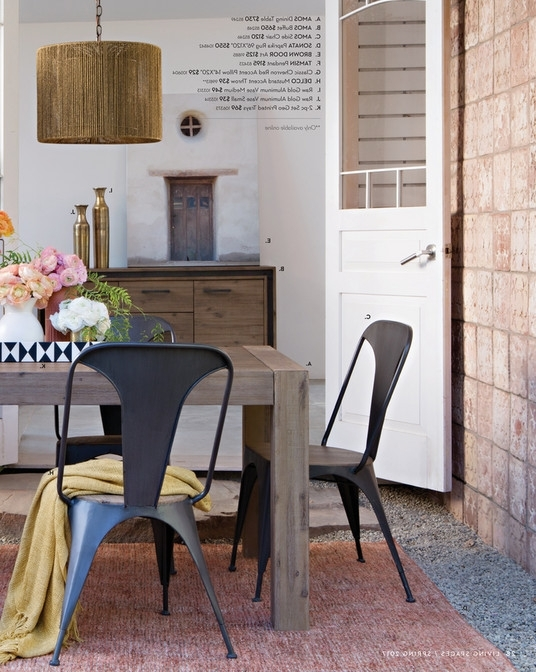 Amos Extension Dining Tables With Well Known Living Spaces – Product Catalog – Spring 2017 – Amos Extension (Gallery 4 of 20)