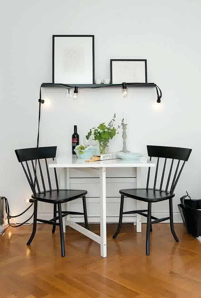 Apartment Size Dining Set Apartment Dining Set Apartment Size Dining In Famous Small Dining Tables (Gallery 20 of 20)