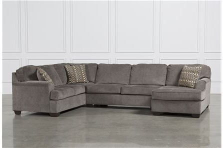 Apartment With Well Known Meyer 3 Piece Sectionals With Raf Chaise (View 5 of 15)