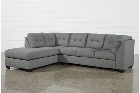 Arrowmask 2 Piece Sectional W/raf Chaise (Gallery 2 of 15)