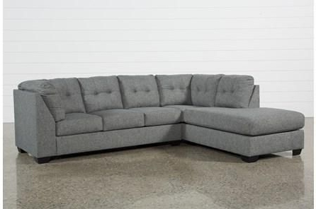 Arrowmask 2 Piece Sectional W/sleeper & Left Facing Chaise Intended For Preferred Lucy Dark Grey 2 Piece Sectionals With Laf Chaise (Gallery 3 of 15)