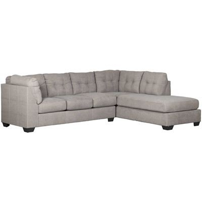Arrowmask 2 Piece Sectionals With Sleeper & Right Facing Chaise Inside Trendy Maier Walnut 2 Piece Sectional With Laf Chaise (View 5 of 15)