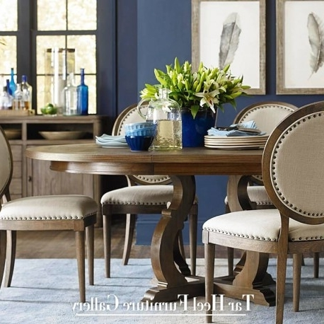 Artisanal Dining Tables Regarding Current Bassett Furniture Artisanal Round Dining Table (Gallery 1 of 20)