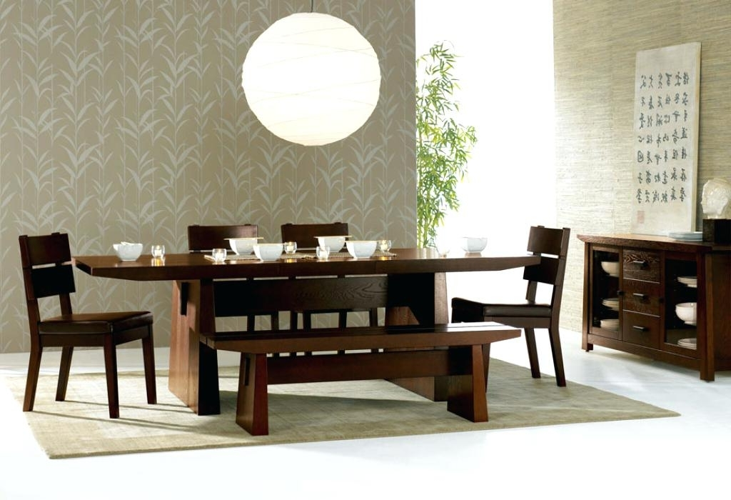 Asian Dining Tables For 2018  (View 2 of 20)
