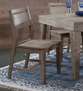 Aspen Dining Tables Pertaining To Most Recently Released John Thomas Modern Rustic Aspen Dining Table (View 4 of 20)