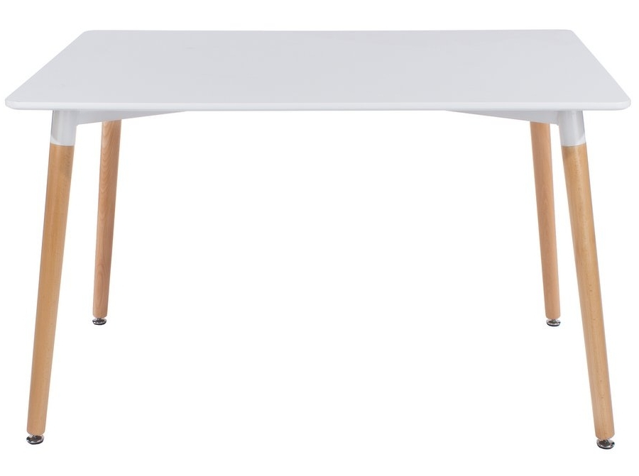 Aspen Dining Tables With 2018 Abdabs Furniture – Aspen Rectangular White Dining Table (Gallery 7 of 20)