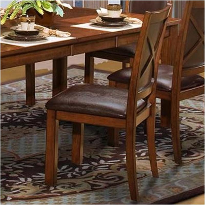 Aspen Dining Tables Within 2017 40 116 20 New Classic Furniture Aspen Dining Room Dining Chairs (View 7 of 20)