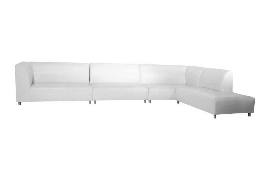 Avery 2 Piece Sectionals With Raf Armless Chaise Pertaining To Well Liked Sectionals (View 6 of 15)