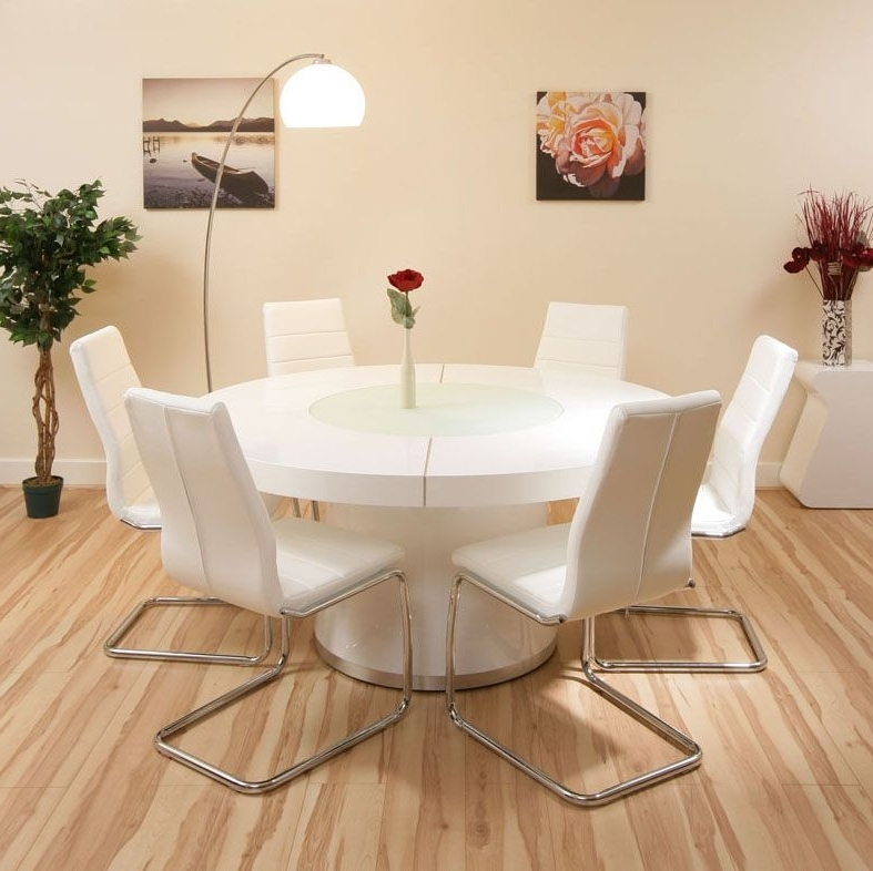 Awesome Cream Dining Intended For Famous Cream Dining Tables And Chairs (Gallery 18 of 20)