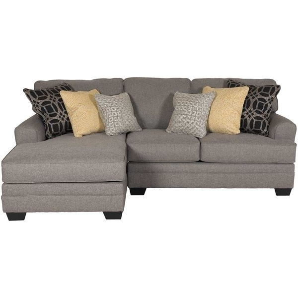 Baci Living Room Inside Mcdade Graphite 2 Piece Sectionals With Raf Chaise (View 4 of 15)