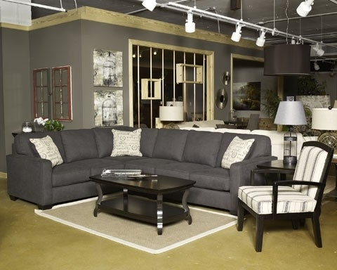 Baci Living Room Pertaining To Turdur 3 Piece Sectionals With Raf Loveseat (View 6 of 15)