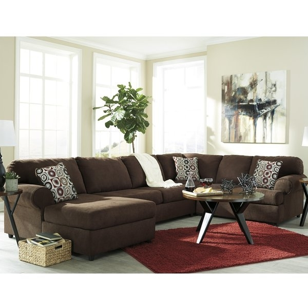 Baci Living Room With Regard To Trendy Josephine 2 Piece Sectionals With Laf Sofa (View 15 of 15)