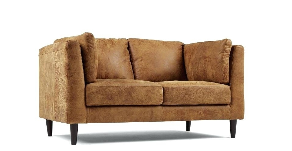 Baci Living Room With Tenny Cognac 2 Piece Right Facing Chaise Sectionals With 2 Headrest (View 5 of 15)