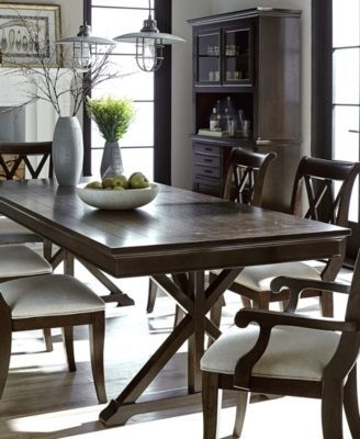 Baker Street Dining Furniture, 7 Pc (View 2 of 20)