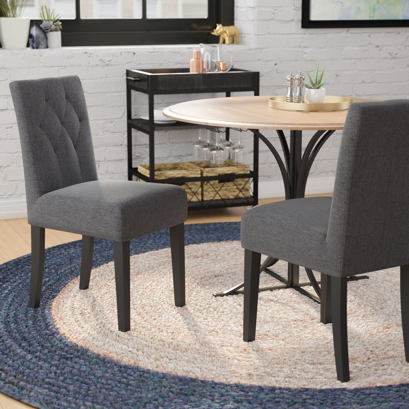 Featured Photo of Bale Rustic Grey Dining Tables