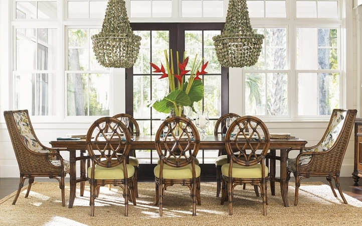 Bali Hai Furniture With Regard To Most Up To Date Balinese Dining Tables (View 1 of 20)