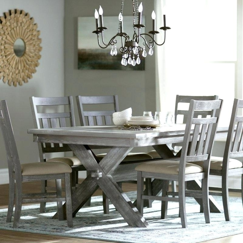 Bank Of Ideas With Latest Partridge 7 Piece Dining Sets (View 2 of 20)