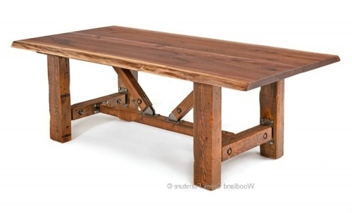 Barnwood Dining Tables (View 2 of 20)