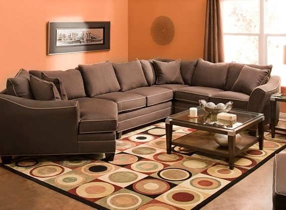 Basement Favorites With London Optical Reversible Sofa Chaise Sectionals (View 2 of 15)